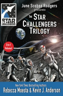 Star Challengers: Trilogy Omnibus
